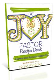 The Joy Factor Recipe Book